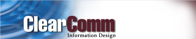 ClearComm Information Design